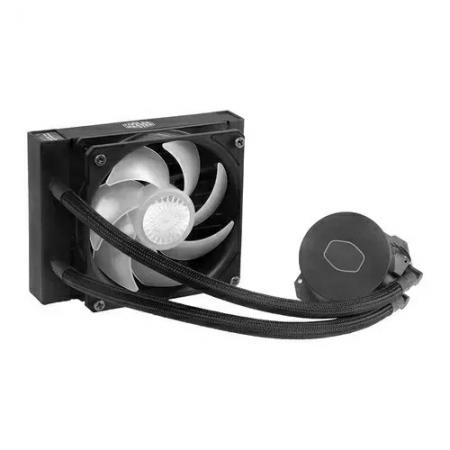 Water Cooler P/ Processador Cooler Master Masterliquid ML120L V2 White LED - MLW-D12M-A18PW-R2