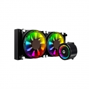 Watercooler Gamemax 1X12CM RGB Rainbow ICE CHILL 240