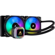 Watercooler H100I - RGB 240MM Platinium - CW-9060039-WW