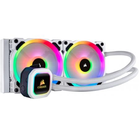 Watercooler H100I SE Platinium - RGB - 240MM - CW-9060042-WW