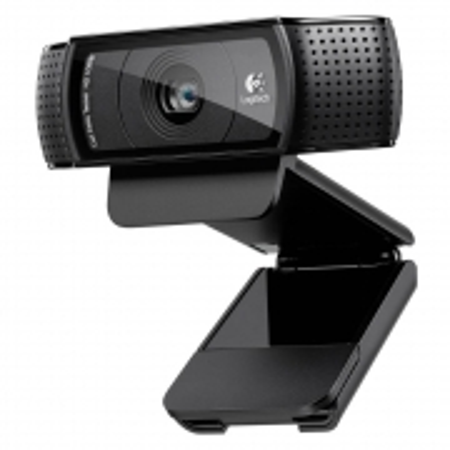 Web CAM Logitech C920 PRO HD 1080P com Microfone Preto