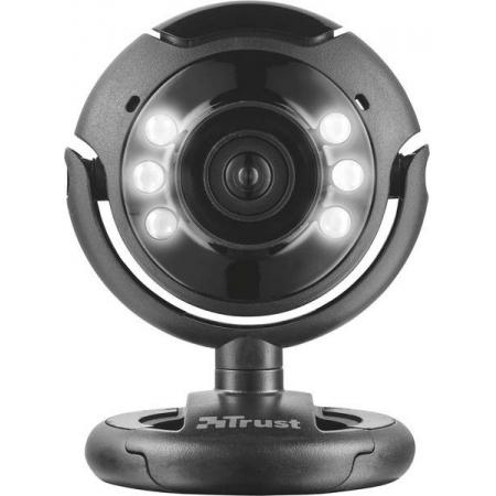 Web CAM Spotlight PRO TRUST Microfone Integrado 16428
