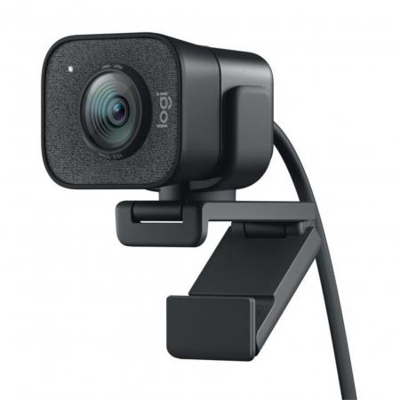Webcam Logitech Streamcam PLUS FULL HD - 960-001280