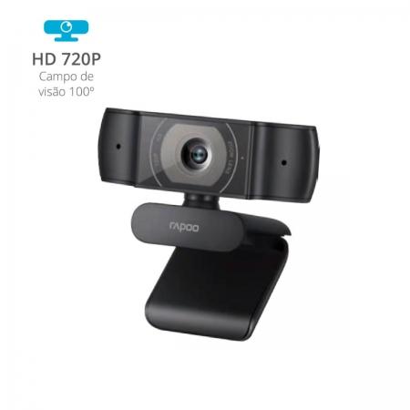 Webcam Rapoo 720P C200 RA015