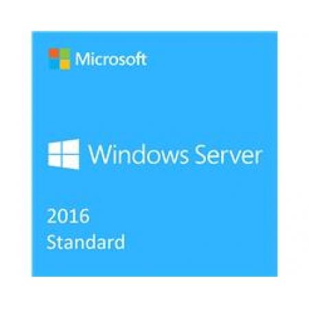 Windows Server Standard 2016 Oei DVD - P73-07108