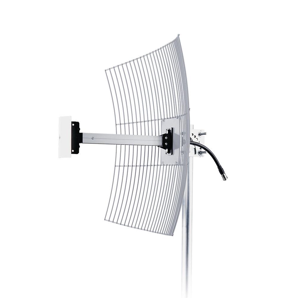 Antena Parabolica Aquario CF-2620 Grade Telefonia 4G 20 DBI