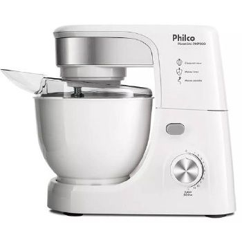Batedeira Planet Atilde Ria Philco 500W 12VEL PHP500 Turbo - 103401032 Branco 110 VOLTS