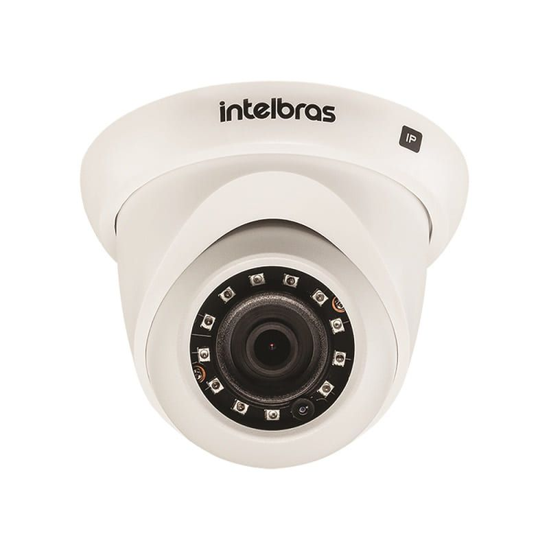 Camera Dome Intelbras 2MP FULL HD Poe CFTV IP VIP 3230