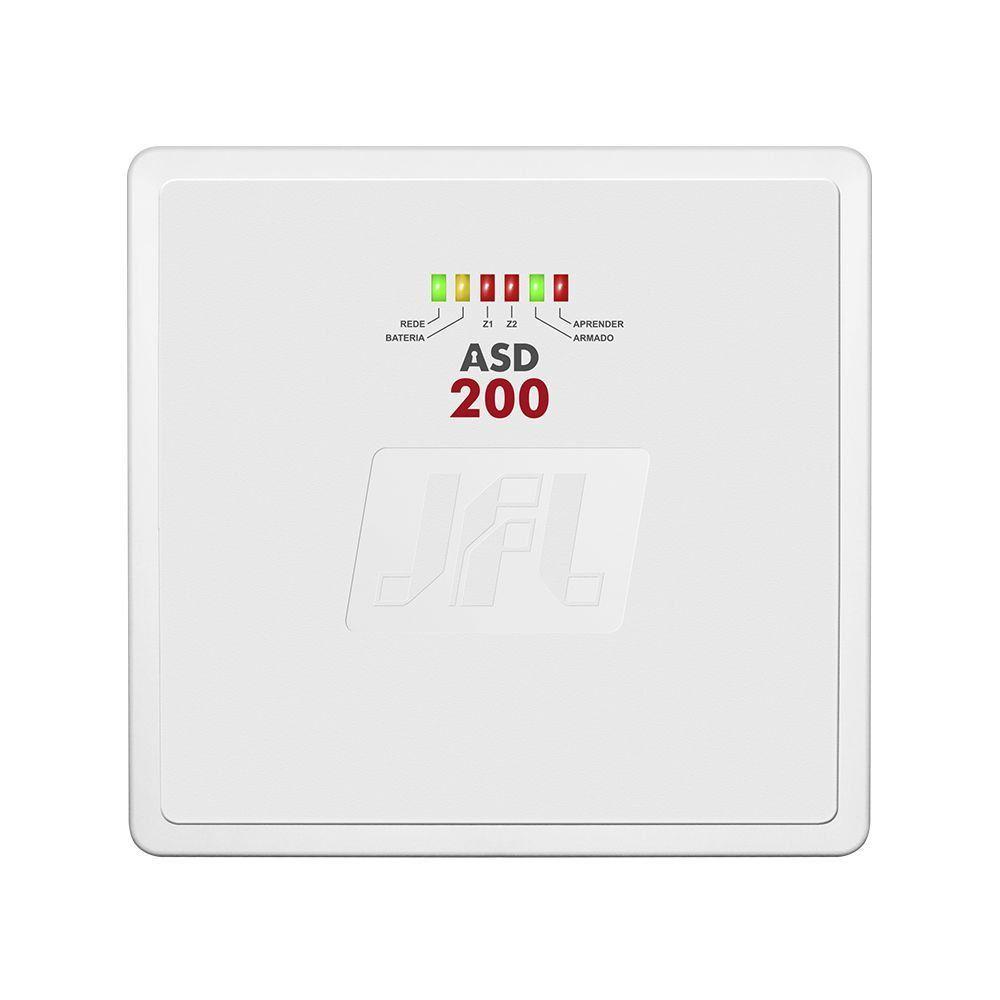 Central de Alarme ASD-200 Sinal JFL