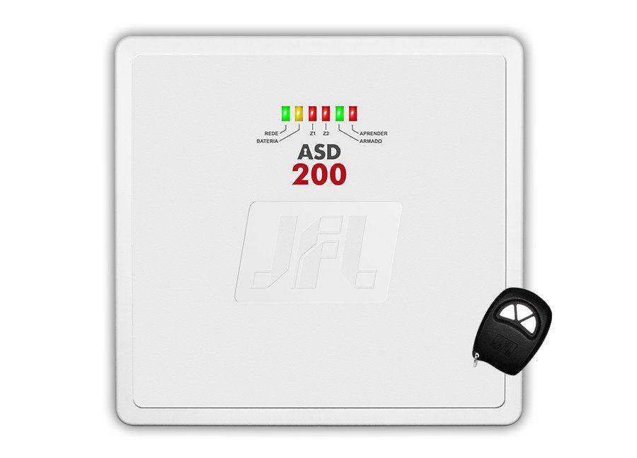Central De Alarme JFL ASD-200
