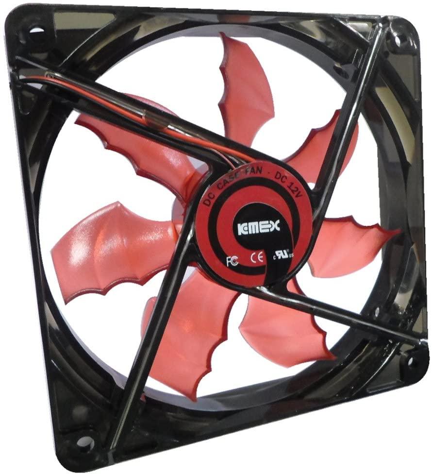 Cooler para Gabinete K-MEX AF-F1225 Vermelho