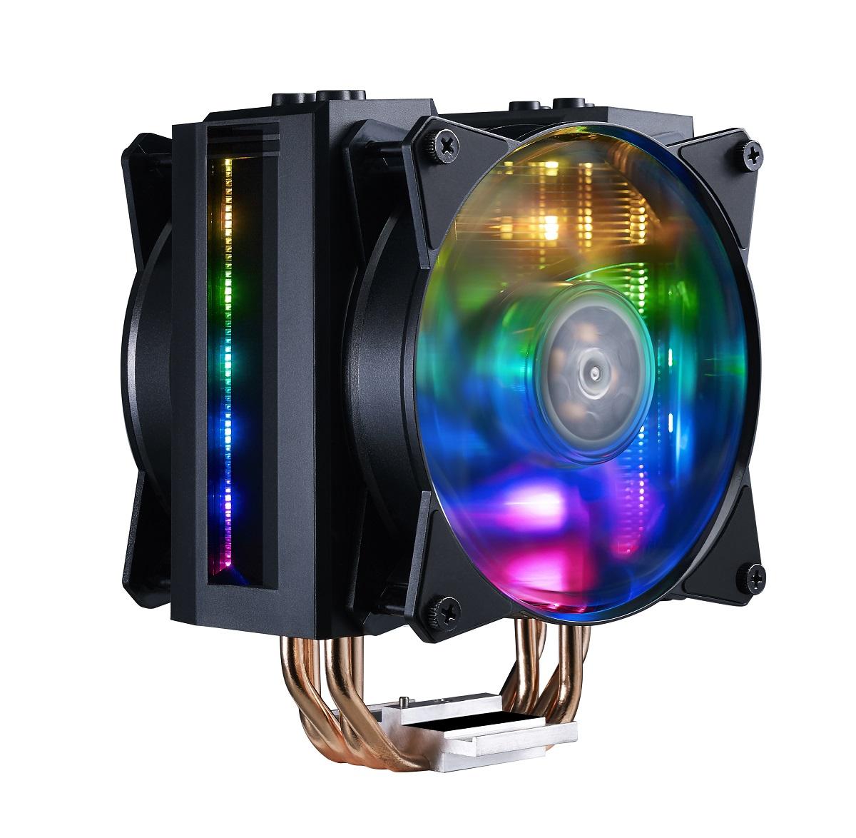 Cooler para Processador MA410M - RGB - MAM-T4PN-218PC-R1