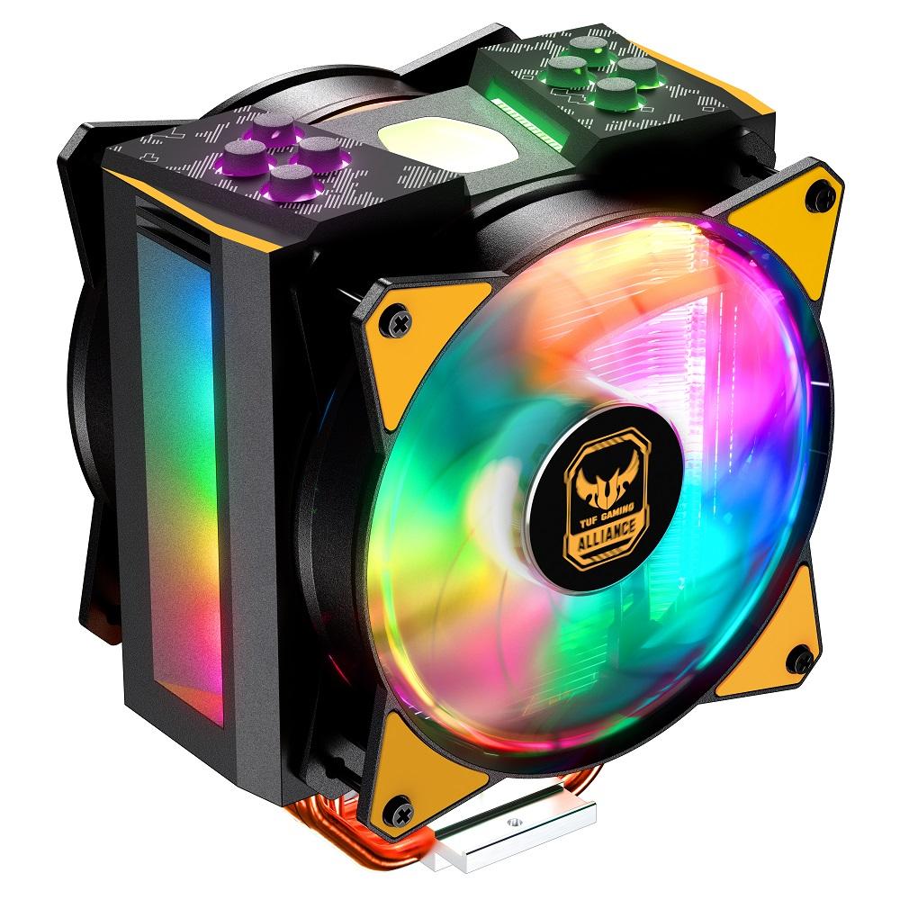 Cooler para Processador - Masterair MA410M TUF Gaming Edition - MAM-T4PN-AFNPC-R1