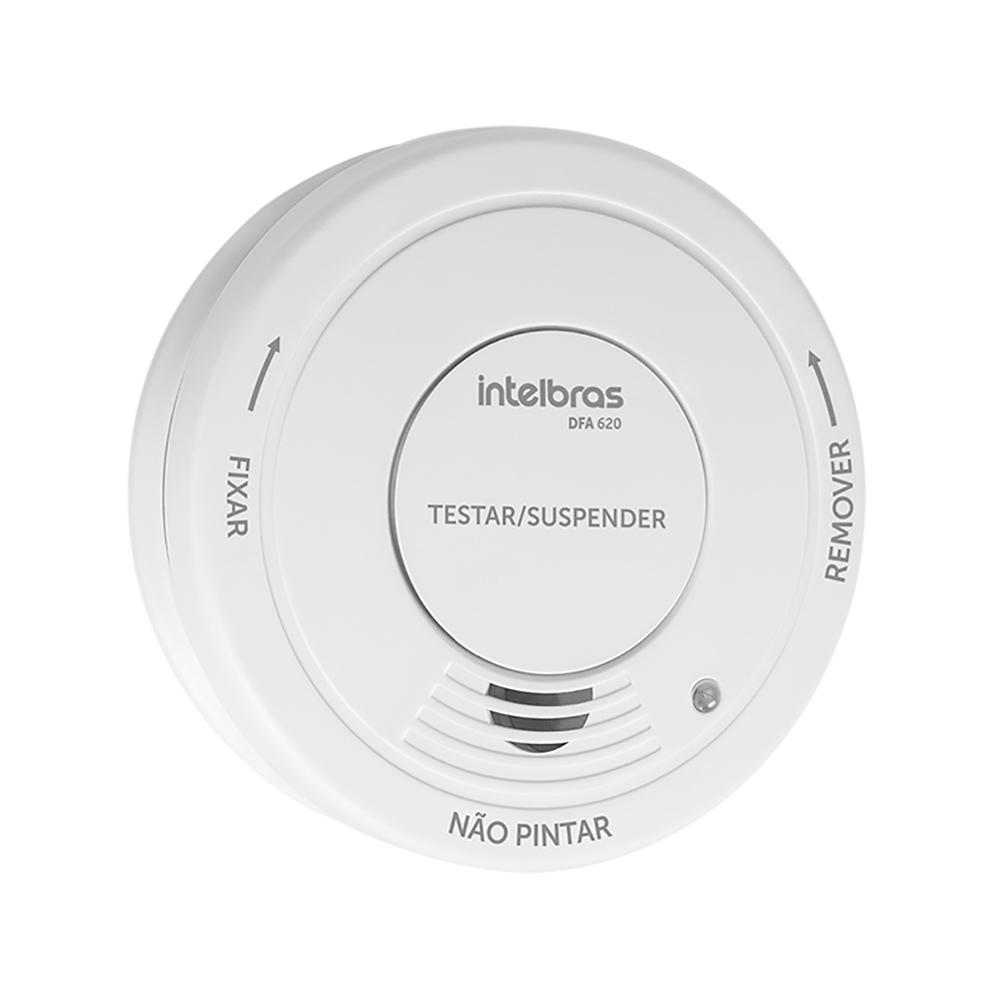 Detector de Fumaca Autonomo Intelbras DFA 620 4620000