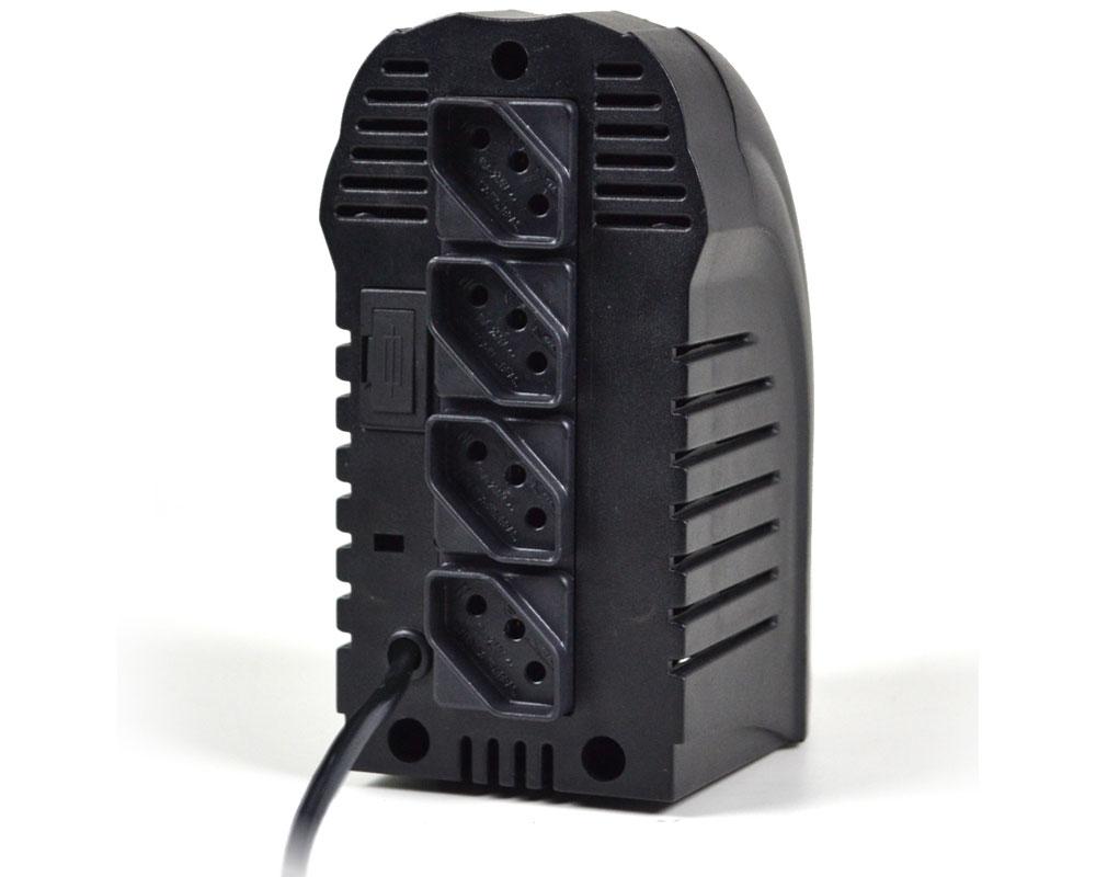 Estabilizador TS Shara Powerest 300VA/300W ENTRADA/SAIDA 115V 4 Tomadas (9000)