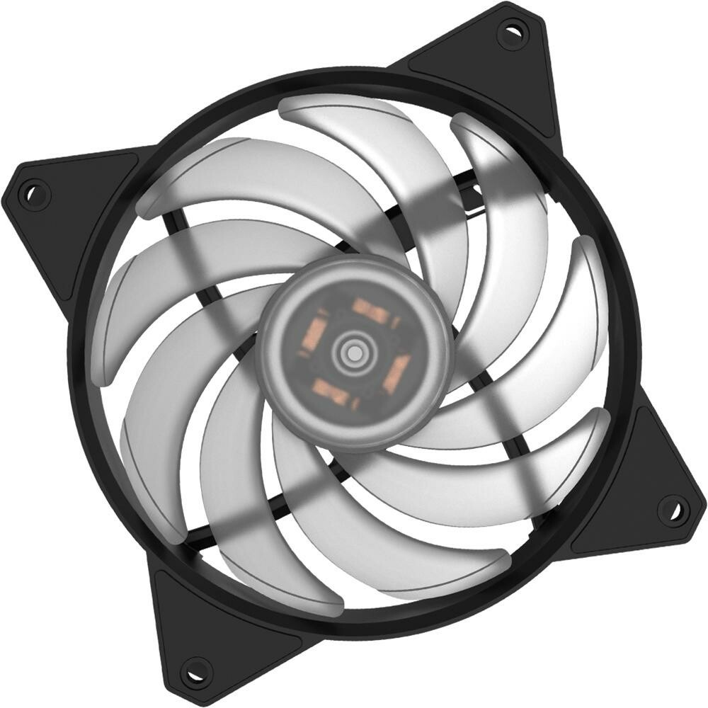 Fan para Gabinete MF120R 120MM RGB - R4-C1DS-20PC-R1