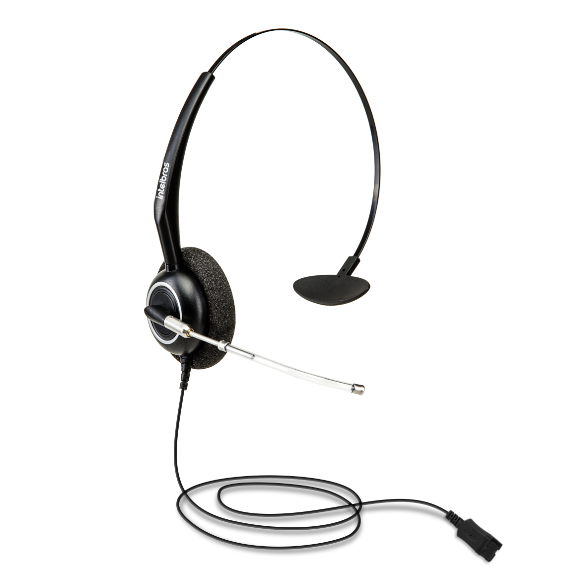 Fone Headset Intelbras THS 55 Conector QD 4010057