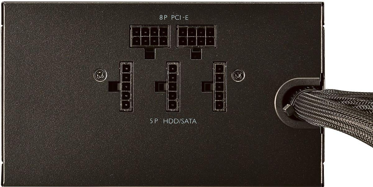 Fonte ATX - 750W 80 PLUS Bronze Masterwatt - MPX-7501-AMAAB-WO