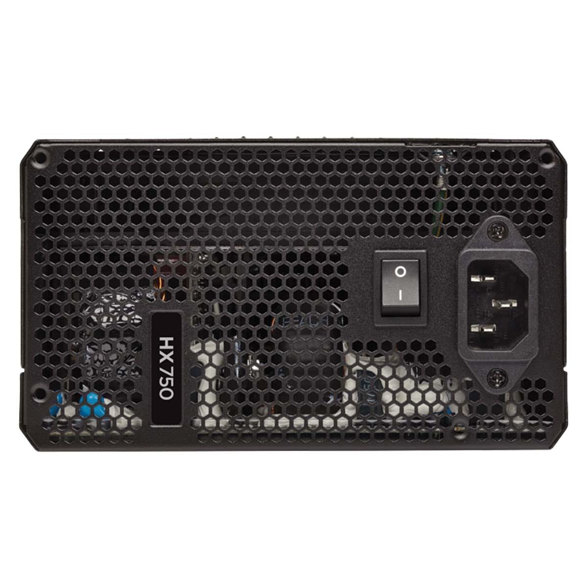 Fonte ATX 750W HX750 80PLUS Platinum - CP-9020137-WW - Corsair