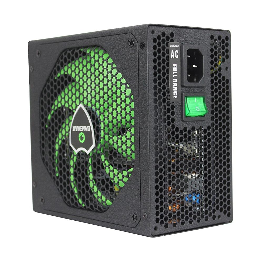 Fonte ATX Gamemax GM600 600W 80PLUS sem I Modular