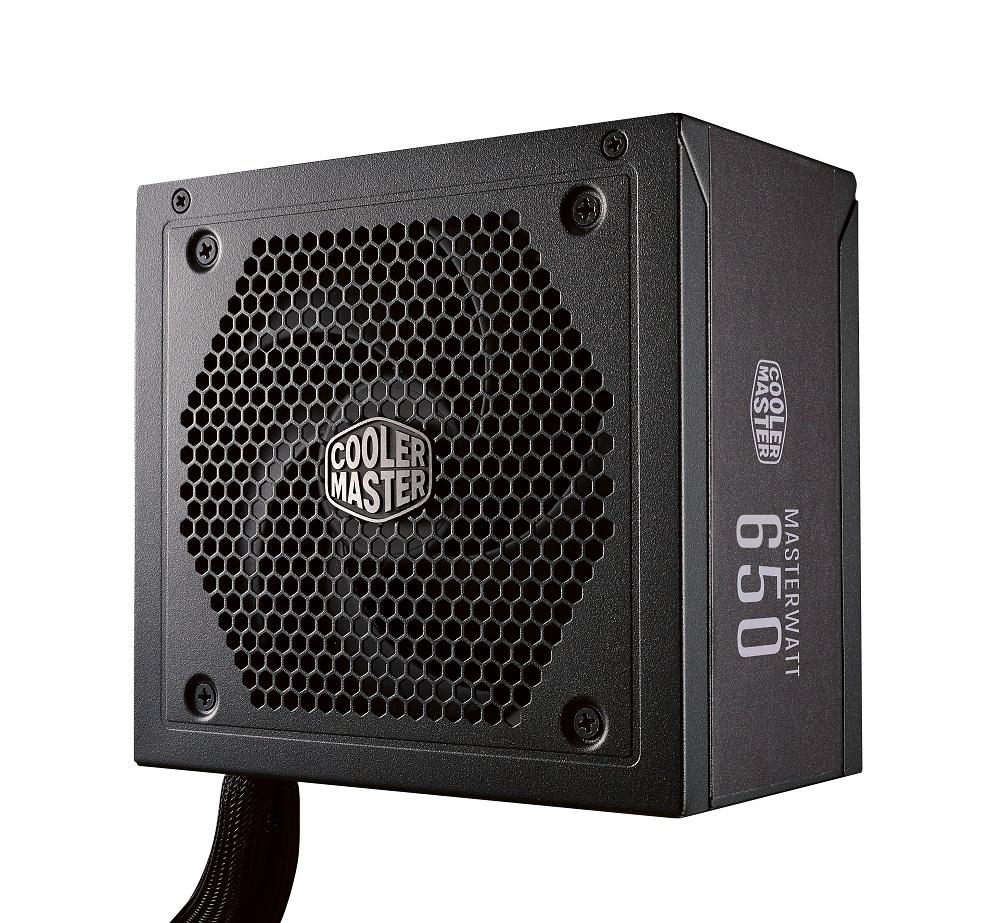 Fonte Masterwatt 650W - 80 PLUS Bronze - Semi Modular - MPX-6501-AMAAB-WO