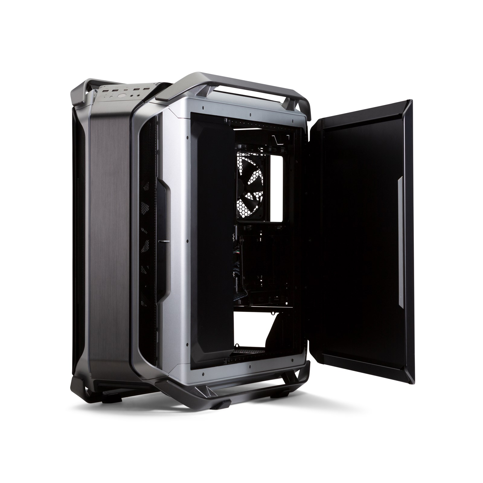 Gabinete Cosmos C700M - Vidro Temperado - Iluminacao RGB - MCC-C700M-MG5N-S00