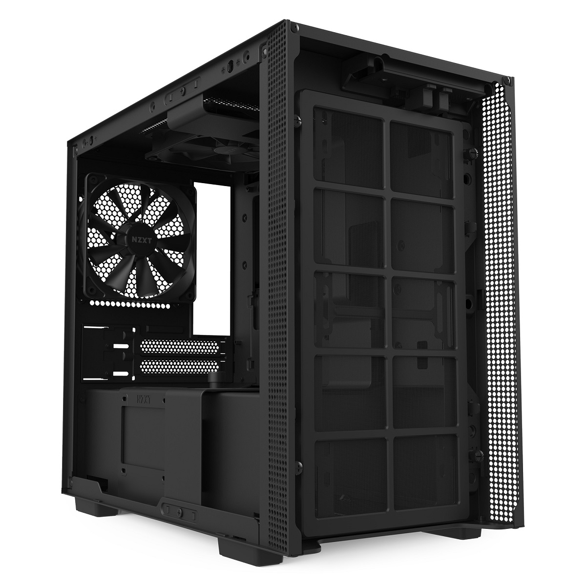 Gabinete H210 Matte BLACK - CA-H210B-B1