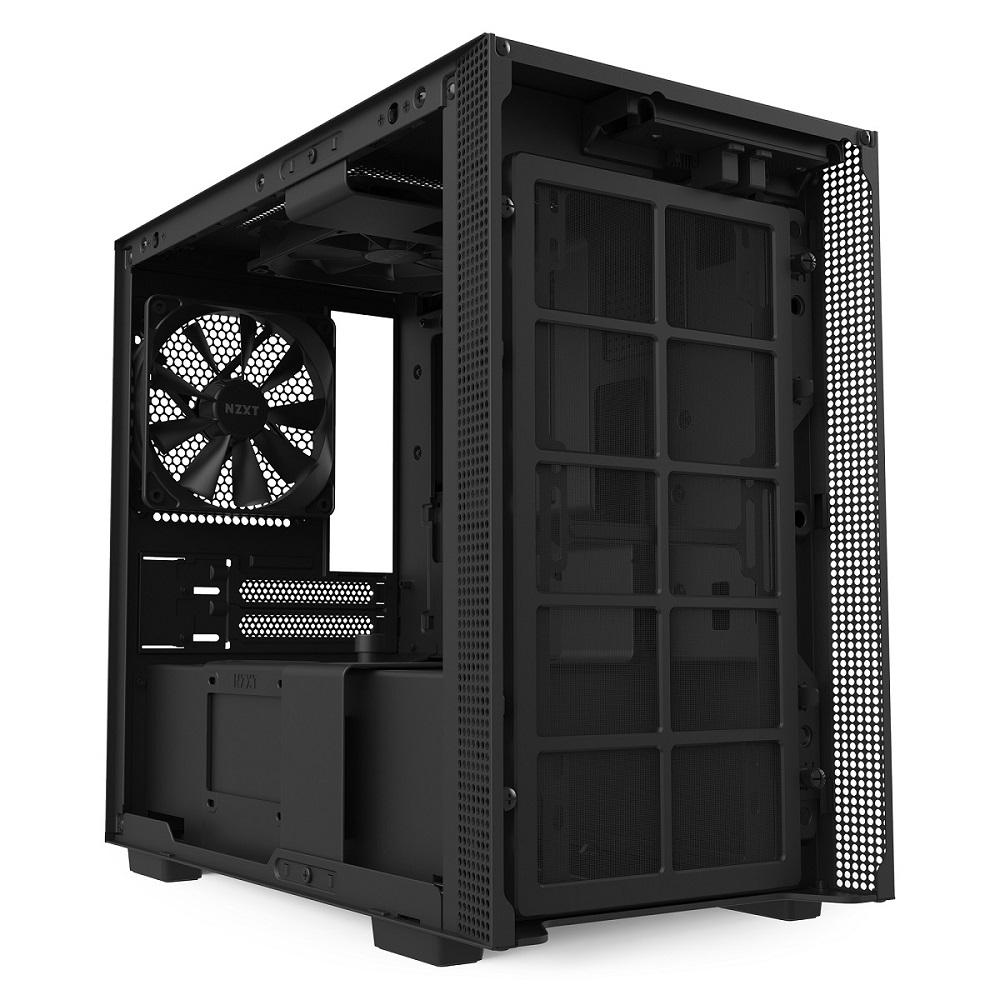 Gabinete H210I Matte BLACK - CA-H210I-B1