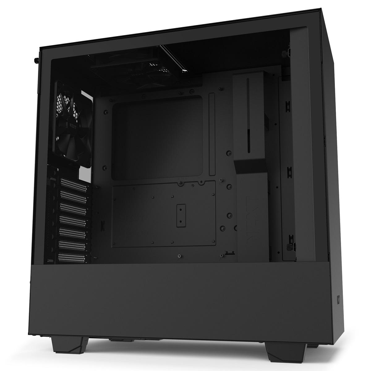 Gabinete H510 Matte BLACK - CA-H510B-B1