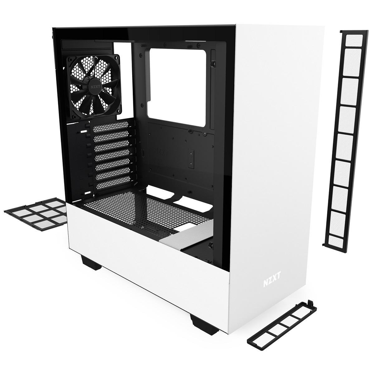 Gabinete H510 Matte White - CA-H510B-W1