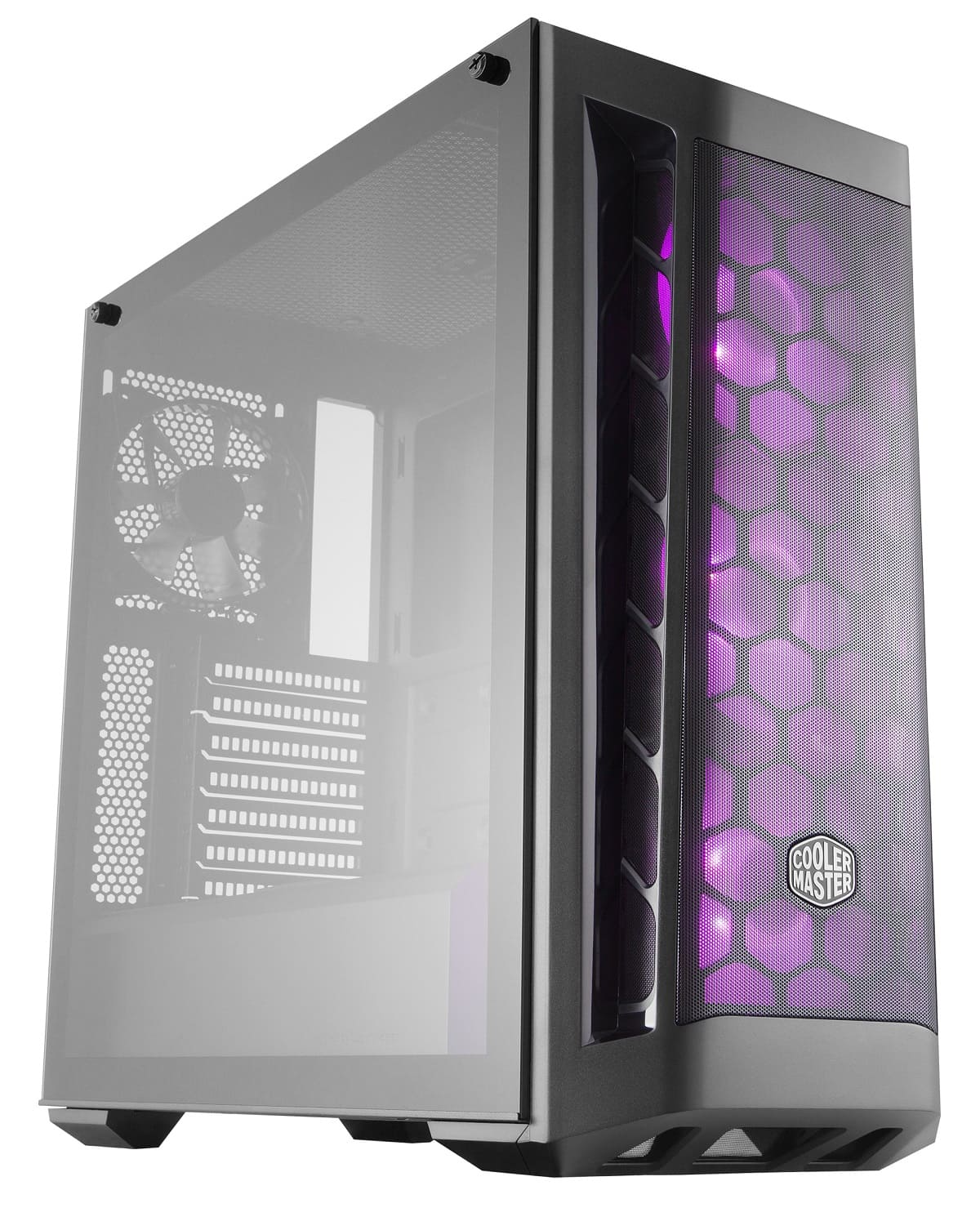 Gabinete Masterbox MB511 RGB - MCB-B511D-KGNN-RGB