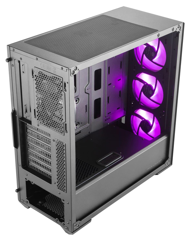Gabinete - Masterbox - MB520 RGB - MCB-B520-KGNN-RGB