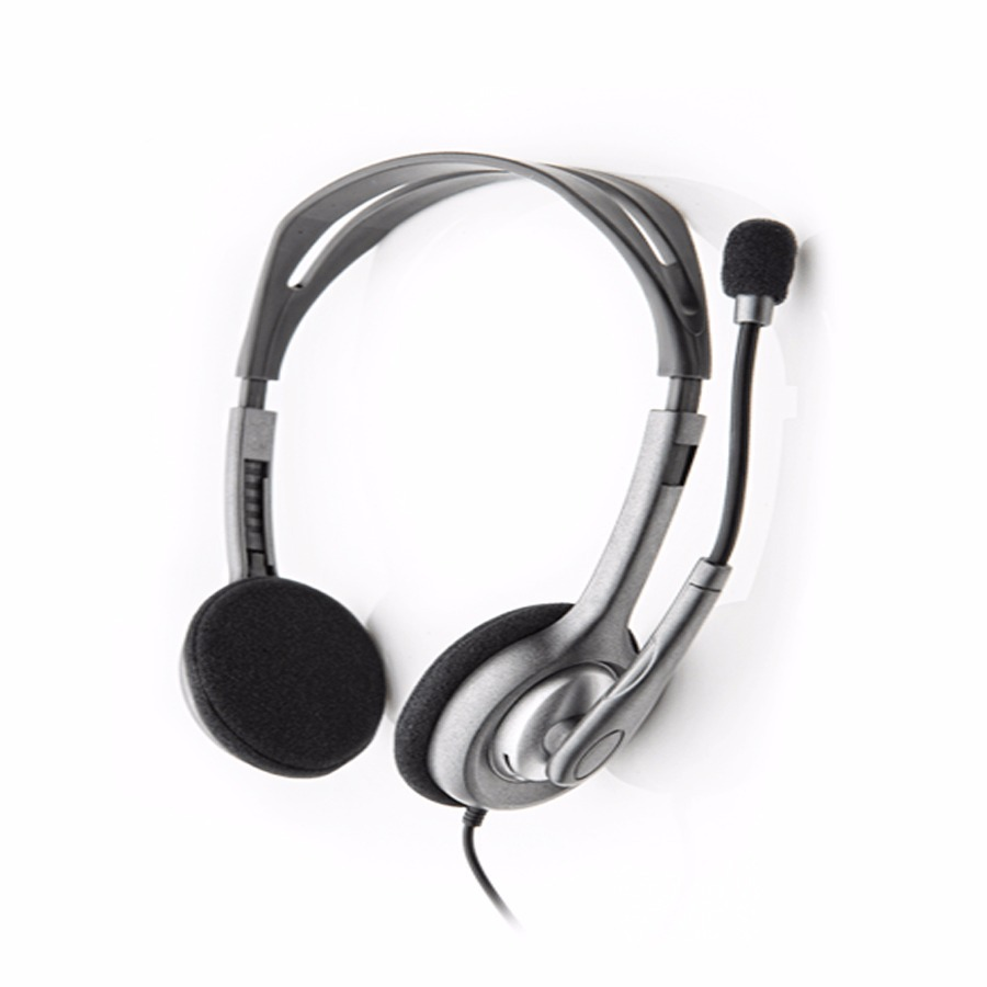 Headset com Microfone H111 Logitech