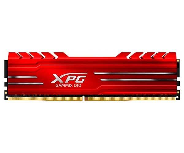 Memoria ADATA XPG Gamix D10 8 GB RED DDR4 AX4U266638G16-SRG