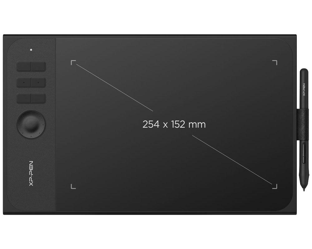 Mesa Digitalizadora XP-PEN 254 X 152 MM (STAR 06C)