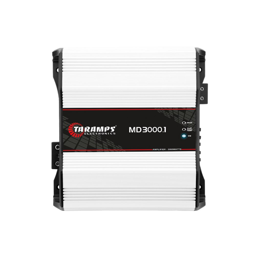 Modulo Potencia Taramps MD3000 3000W RMS 1 Canal 1R 12,6VDC