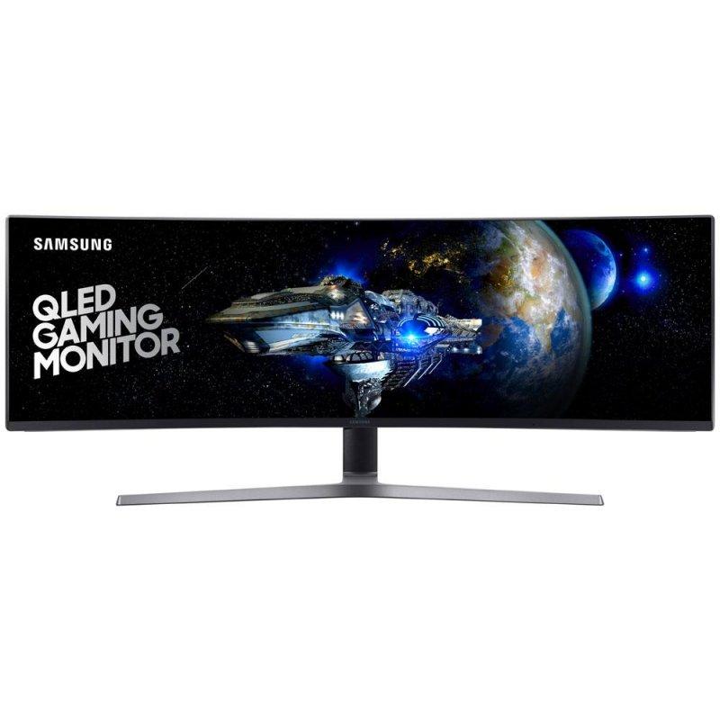 Monitor Samsung Gaming QLED 49  - LC49HG90DMLXZD
