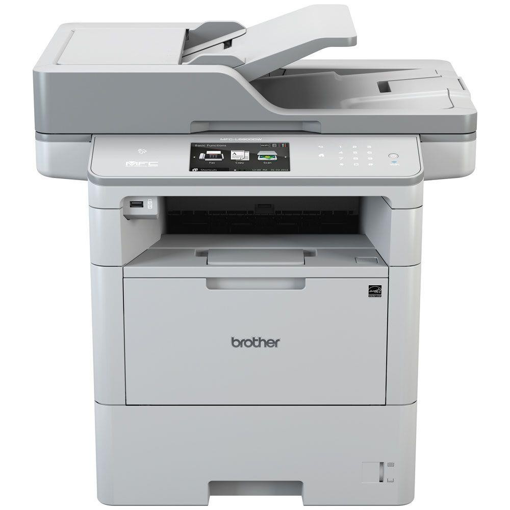 Multifuncional Brother Laser Mono - MFC-L6902DW