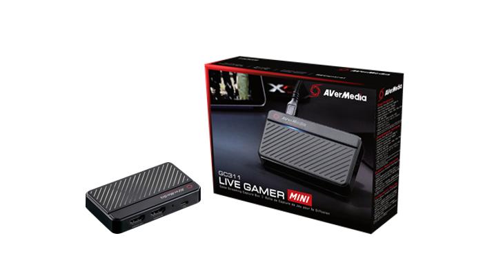 Placa de Captura Avermedia Live Gamer Mini - GC311