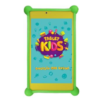 Tablet DL KIDS PLUS Rosa 7  8GB WI-FI Camera Frontal - TX398PCR