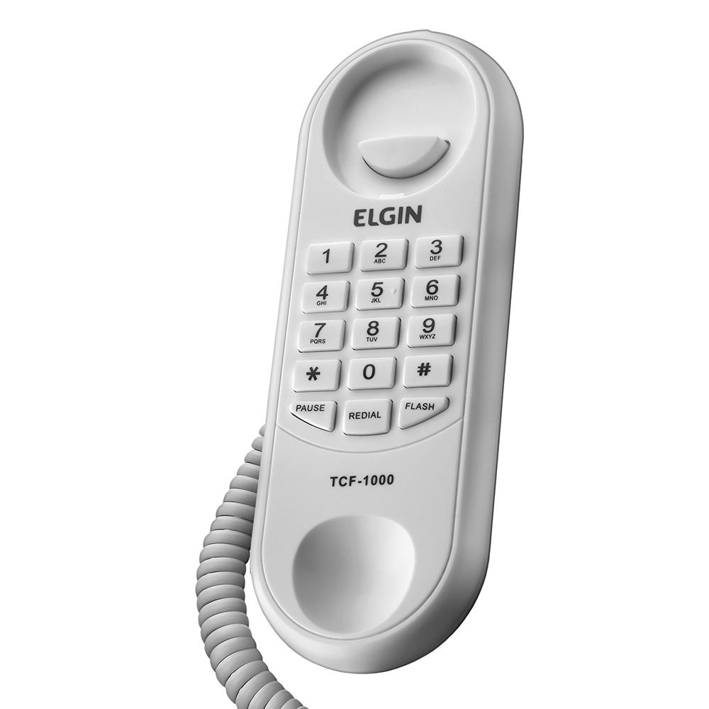 Telefone de Gondola TCF-1000 Branco