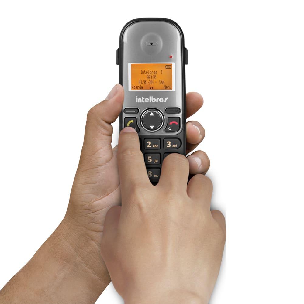 Telefone sem Fio com Ramal Externo TIS 5010 4521102
