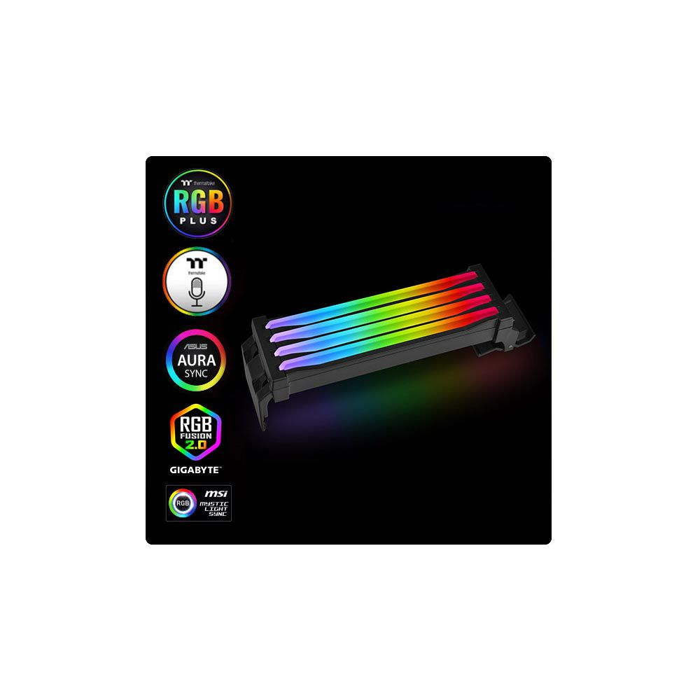 Thermaltake Pacific R1 PLUS DDR4 Memory Lighting KIT CL-O020-PL00SW-A*