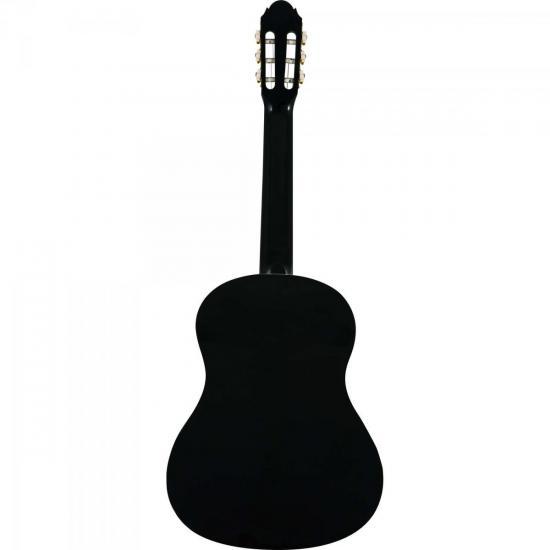 Violao Acustico Classico NYLON GC-10BK Preto Harmonics