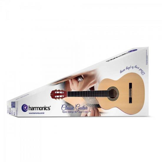 Violao Acustico Classico NYLON GNA-111NT Natural Harmonics