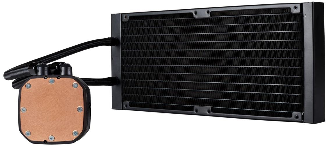 Watercooler H115I - RGB 280MM - Platiniun - CW-9060038-WW