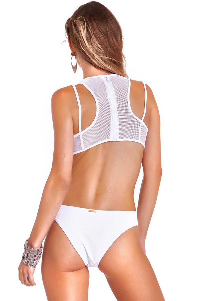 Body Tela Sport Branco