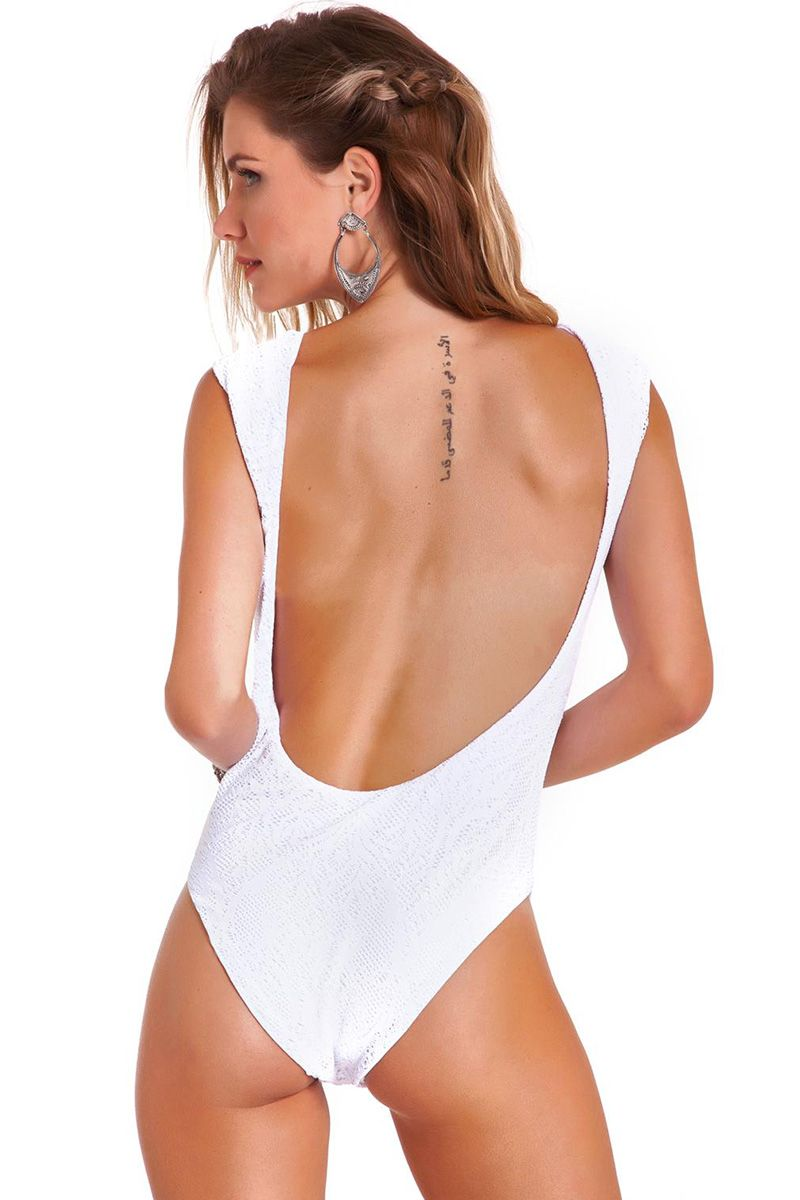 Body Sahara Renda Monty Branco