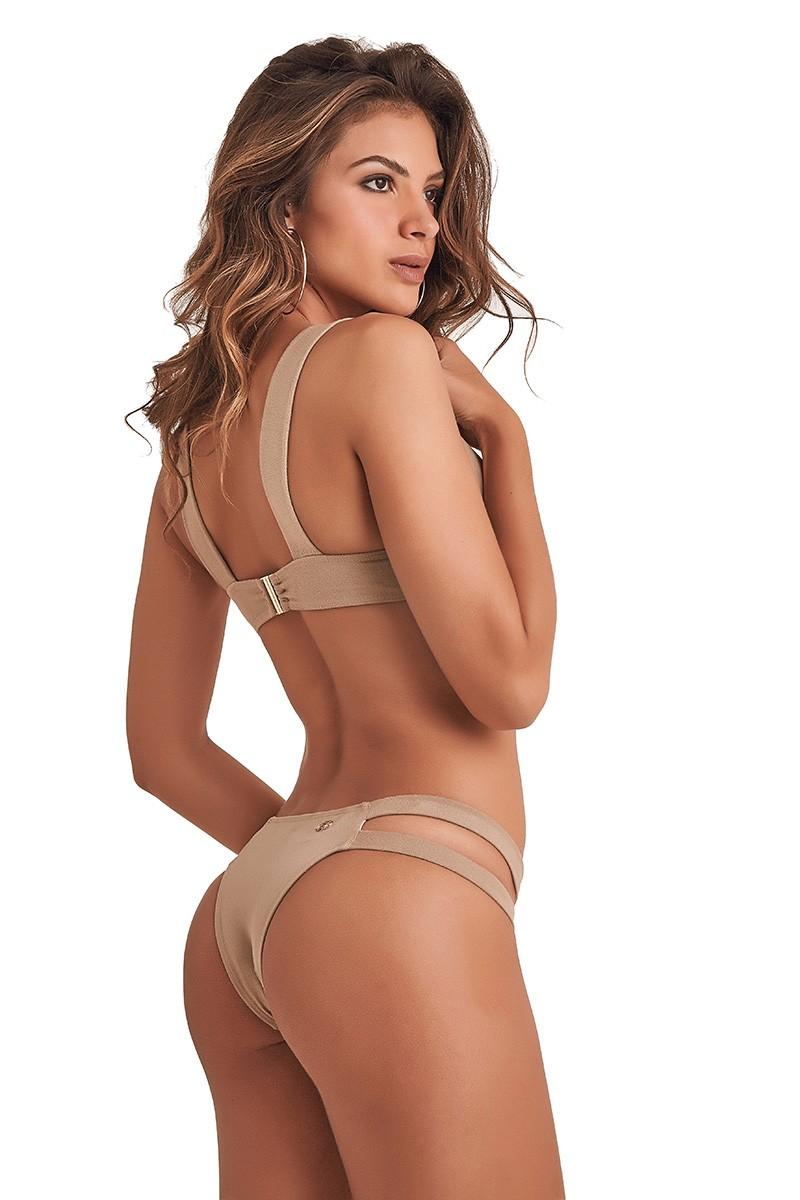 Biquini Elle Chamois Nude