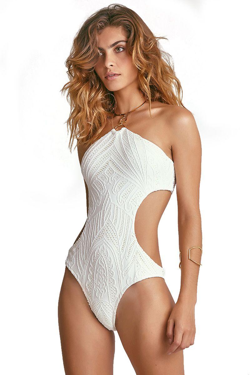 Body Bardot Textura Off White